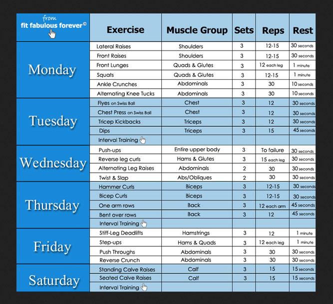 8 Week Workout Plan Mass | Workout Everydayentropy.Com