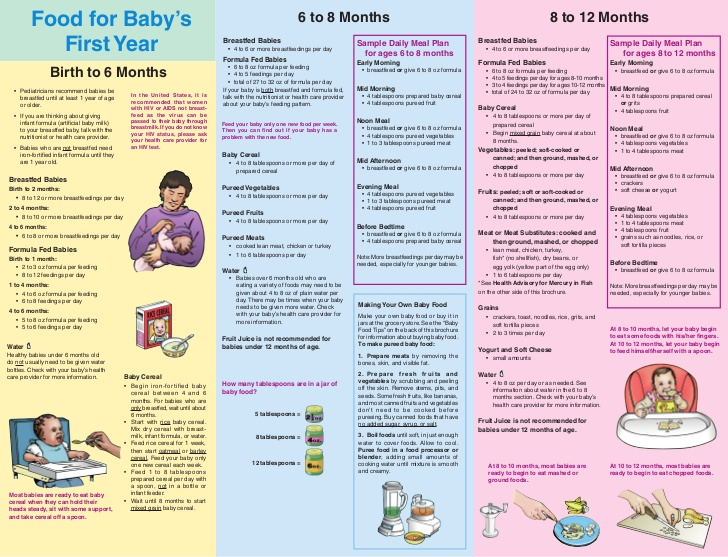 Diet Plan For New Born Baby Diet Plan