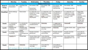 Diet meal plan to lose weight nz image 9