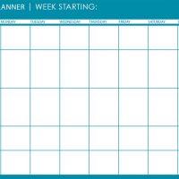 diet spreadsheet
