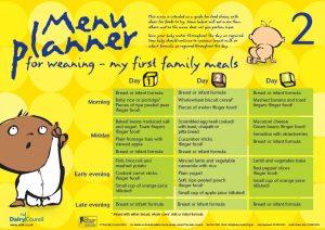 Nhs menu planner