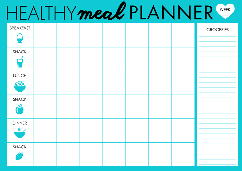 online meal planner free