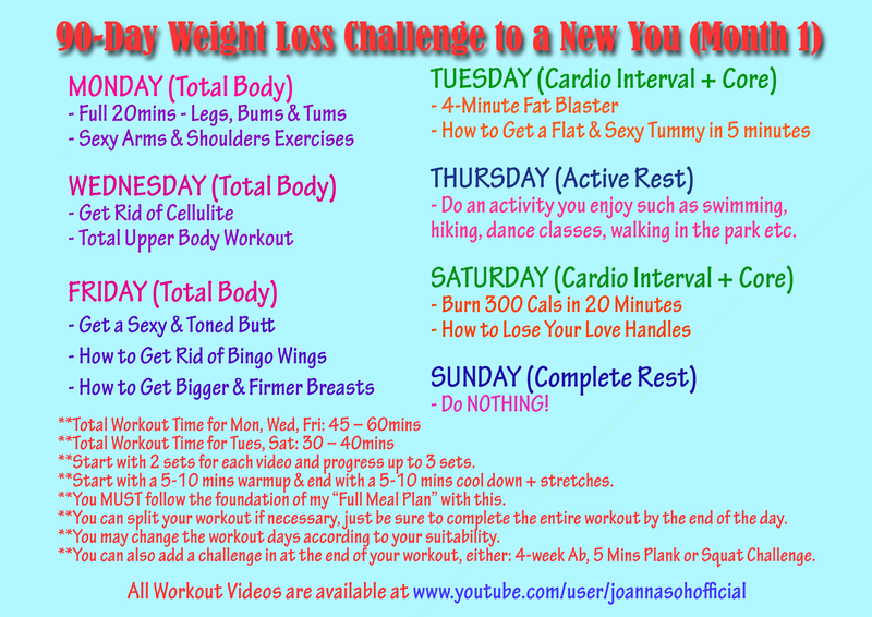 Another Picture Of T And Exercise Plan To Lose Weight In 1 Month