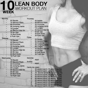 Best workout program to gain muscle and lose fat image 3