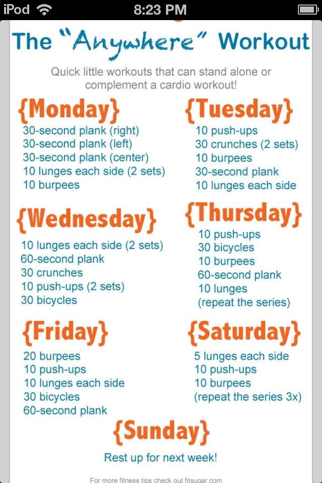 diet and exercise plan for 20 year old female work out plans for women at home 2481 weekly ...