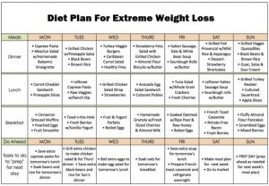 Another Picture Of T And Exercise Plan For Extreme Weight Loss