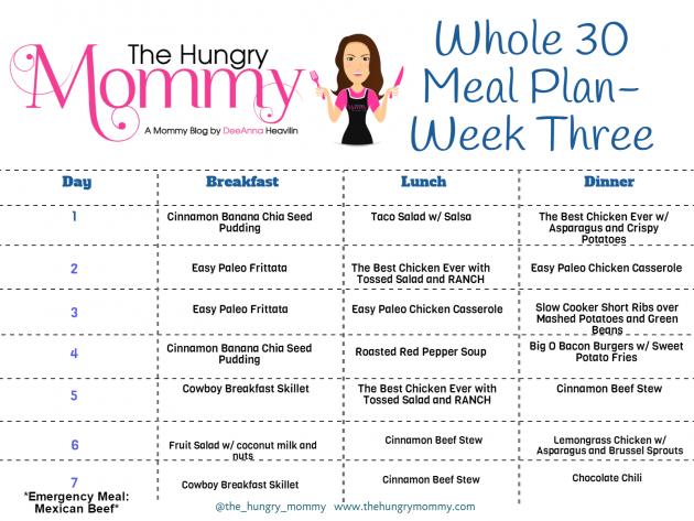 Willough diet plan image 8
