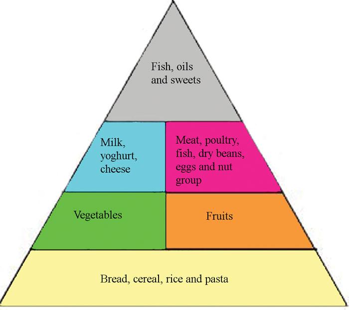 Balanced Diet 7 Food Groups Diet Plan