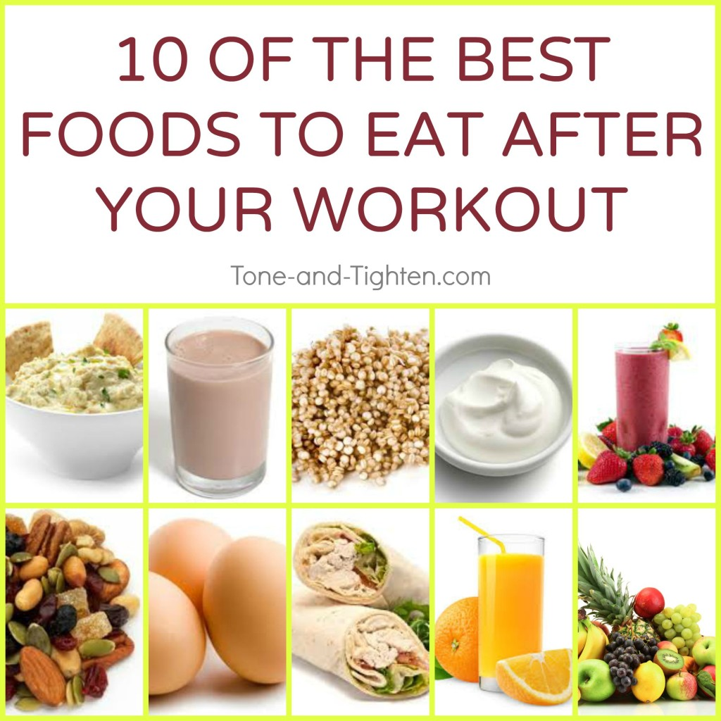 Diet Food After Gym – Diet Plan
