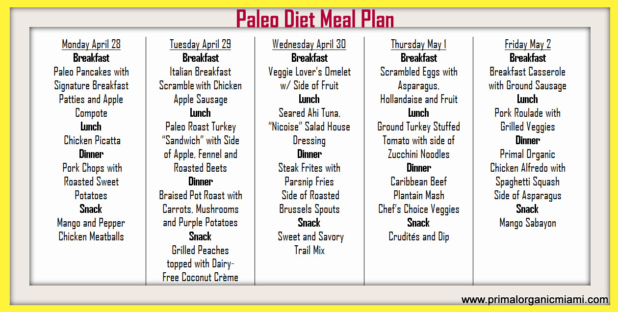 Paleo Recipes For A Soft Food Diet
