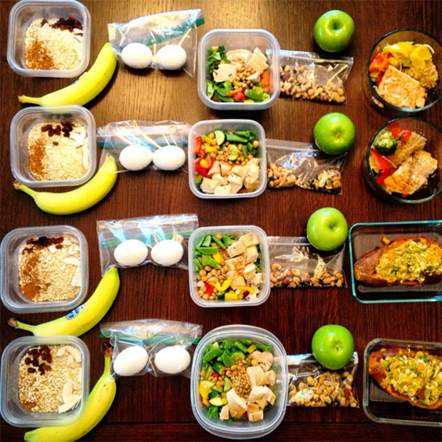 21 meal prep pics from the healthiest people on instagram food 21 meal prep pics from the healthiest people on instagram food prep mottos and meals forumfinder Gallery