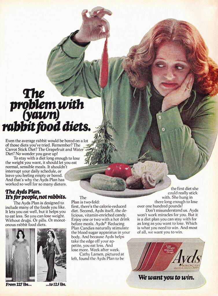 Diet Pills 1970s