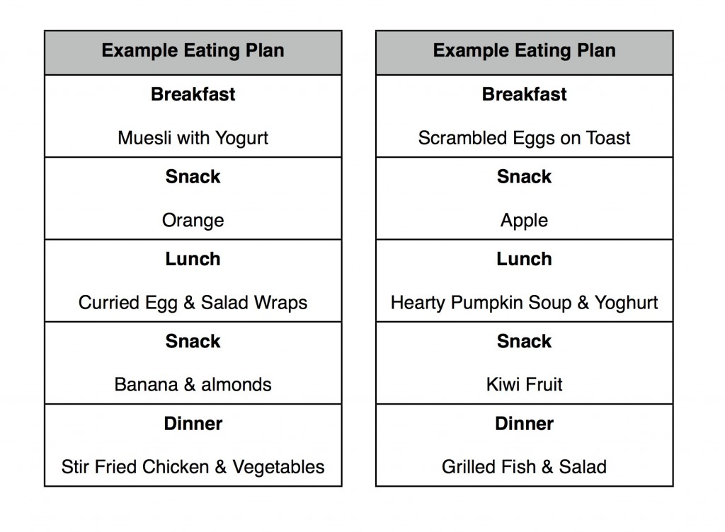 By Healthyeatinghubau Wp Content Uploads 2013 12 Example Eating Plans 1024x752 Resolution Size 9424K