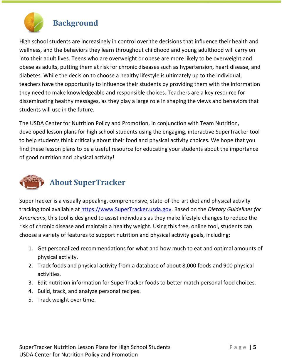 Diet Analysis Essay