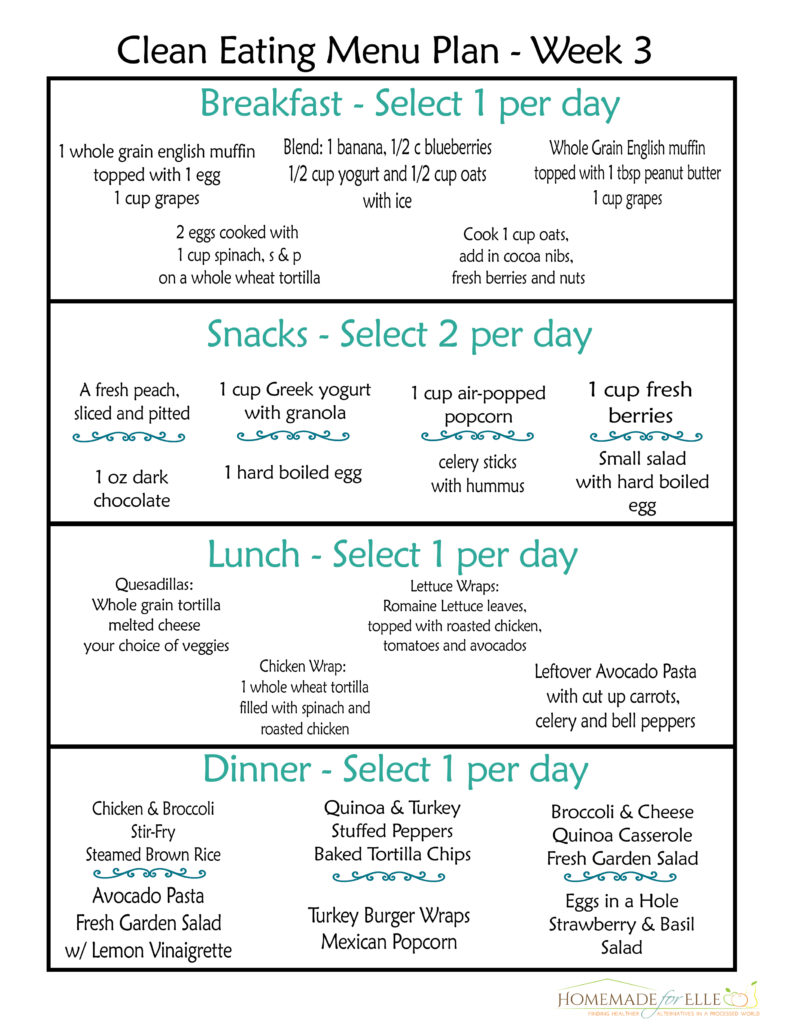 Detox meal plan for weight loss photo 6