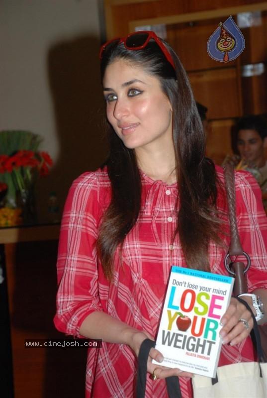 Kareena Kapoor Diet Plan Book - Diet Plan