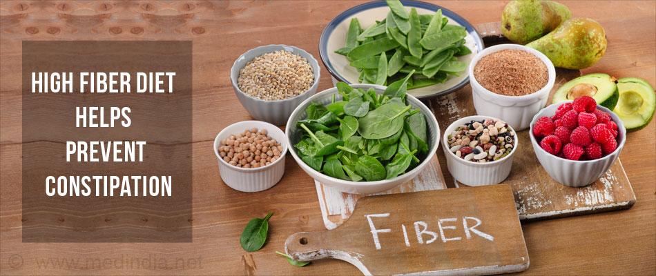 What Causes Hemorrhoids When a High-Fiber Diet Is Eaten?