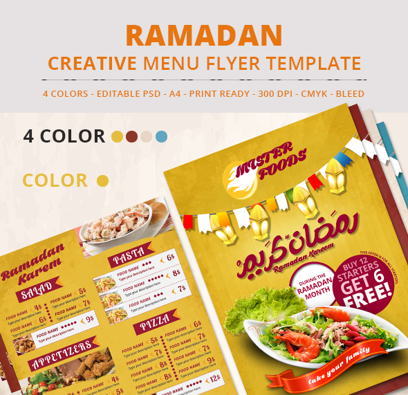 Diet during Ramadan