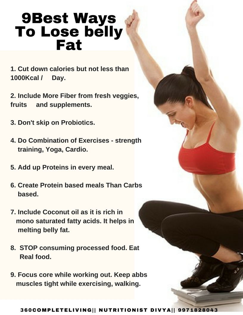 Fat Loss Diet Plan Without Exercise