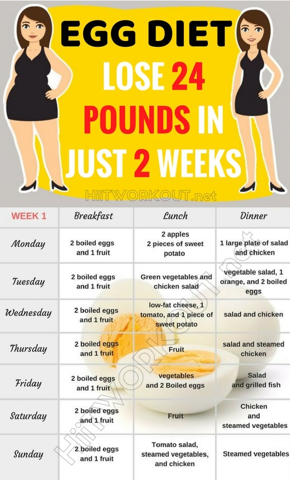 Egg Diet How Many Eggs A Day